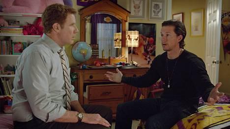 Will Ferrell ja Mark Wahlberg ovat komedian tähdet.