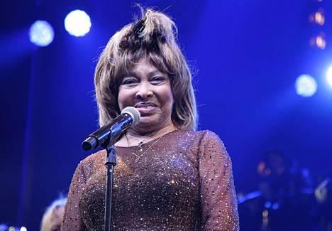 Tina Turner marraskuussa 2019.