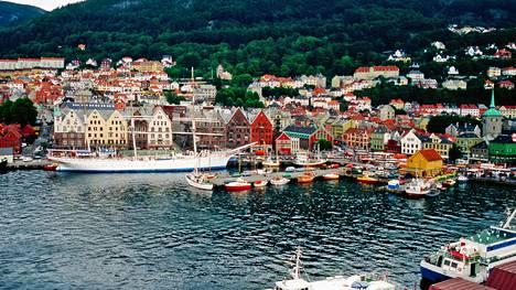 Bergeniin pääsee jatkossa Helsingistä päivittäin.