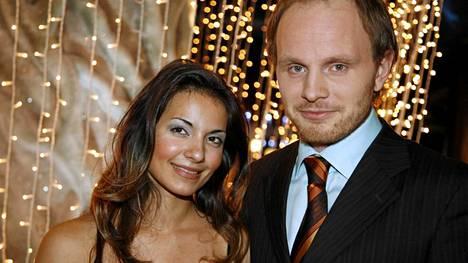 Dome Karukoski ja hänen Nadia-vaimonsa ovat saaneet pojan. Arkistokuva vuodelta 2008.