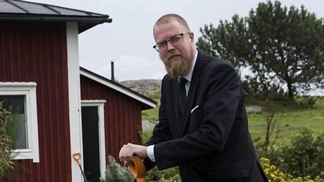 Tuomas Kyrö ei aikoinaan kuvitellut Mielensäpahoittajaa suurmenestykseksi.