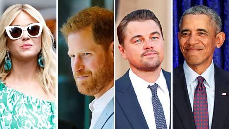Googlen ilmastokokoukseen osallistui Katy Perry, prinssi Harry, Leonardo Dicaprio ja Barack Obama.