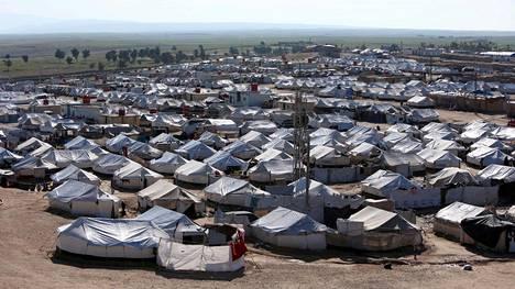 Al-holin leiri vuonna 2019.