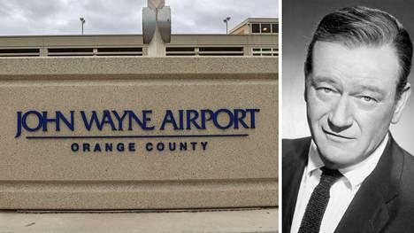 Lentoasema nimettiin näyttelijälegendan mukaan hänen kuolemansa jälkeen vuonna 1979.