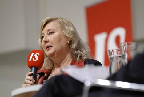 Marjo Liukkonen.