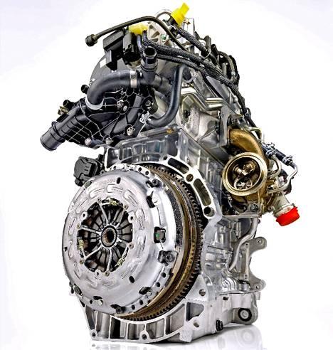 Volvon ideana on tuottaa enemmän tehoa ja parempaa taloudellisuutta pienemmästä polttomoottorista kuin koskaan aikaisemmin.