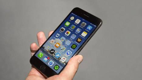 399 eurolla myyty iPhone 8 kiinnosti kovasti Black Fridayna.