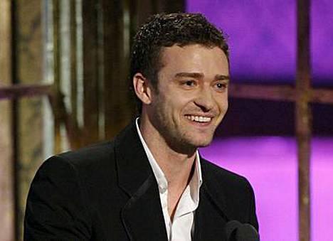 Justin Timberlake esiintyi Rock and Roll Hall of Fame -museon juhlassa kaksi viikkoa sitten.