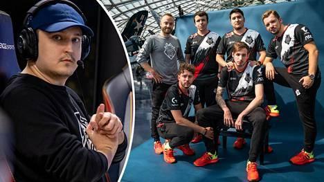 """Joonas """"doto"""" Forssin edustama ENCE ja G2 Esports on kutsuttu suoraan Helsingissä pelattavaan finaalitapahtumaan."""