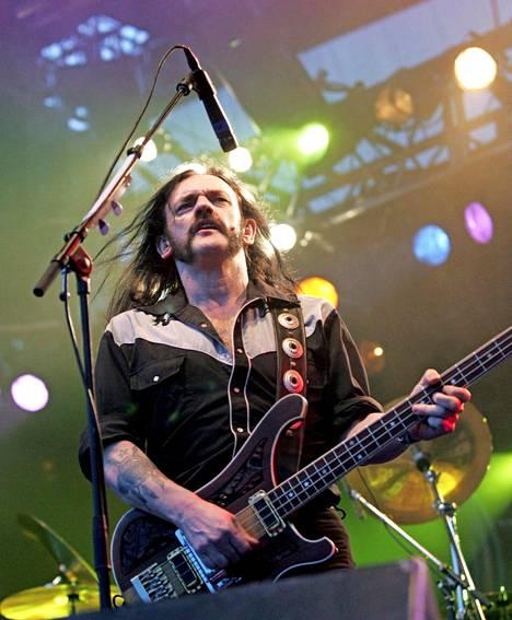 Motörhead-legenda Lemmy Kilmisterin kuolemasta tulee torstaina kuluneeksi kaksi vuotta.
