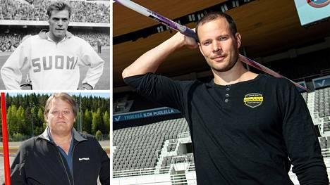 Tero Pitkämäen elämäkerrassa kirjoitetaan muun muassa Pauli Nevalasta ja Seppo Rädystä.