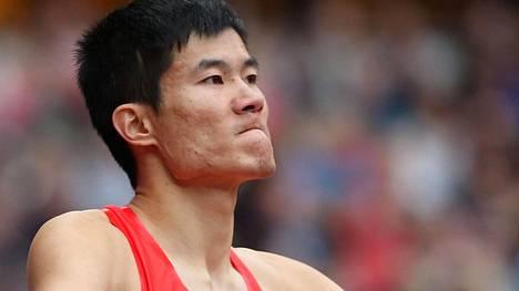 Kiinalaisaituri Shi Dongpengin kisareissu Rioon ei alkanut parhaalla mahdollisella tavalla.