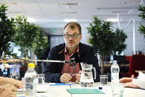 Pääministeri Juha Sipilä arvioi Ylen pääministerin haastattelutunnilla sunnuntaina, että Lapin epäilty GPS-häirintä oli ilman muuta tarkoituksellista. Sipilän mukaan on mahdollista, että Venäjä on ollut häiritsevä osapuoli.