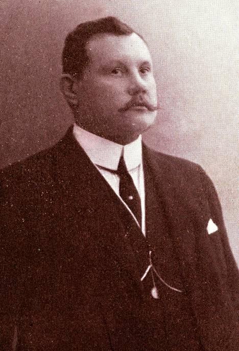 Alfred Kordelin kuoli Mommilan kahakassa.