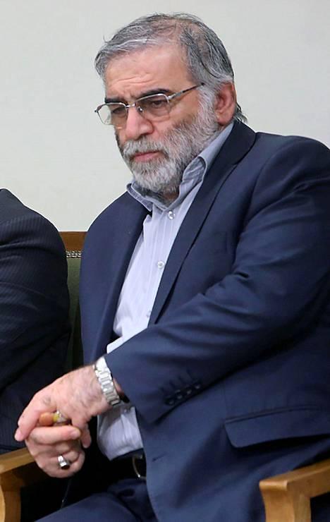 Salamurhatun Mohsen Fakhrizadehin kerrotaan syntyneen vuonna 1958.