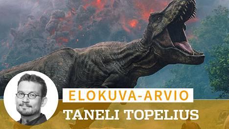 Jurassic Park -sarjan viides elokuva on samalla uuden Jurassic World -trilogian keskimmäinen osa.