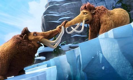 Koko perheen animaatiosarjan neljäs elokuva jatkaa jäätikön sankareiden tarinaa.