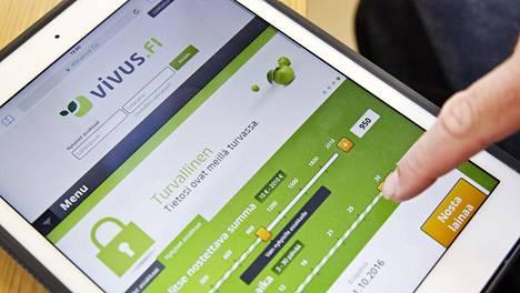 Vivus on yksi 4finance-yrityksen aputoiminimistä.