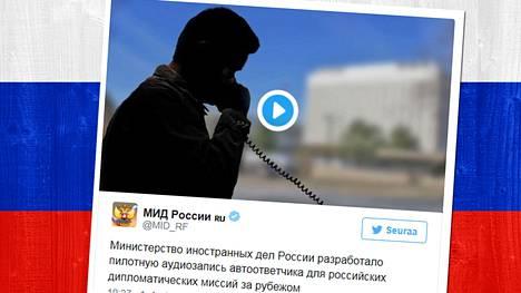Venäjän ulkoministeriön aprillipila liittyi muun muassa hakkereihin ja vaalien häirintään.