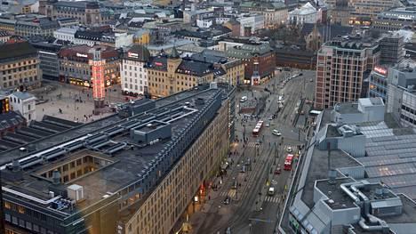 Oslon kaupunki pyrkii vähentämään radikaalisti autoilua kaupungin ydinkeskustassa.