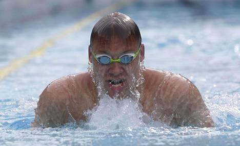 Matti Mattssonin harjoitusleiri Riossa kesti kolmisen viikkoa.