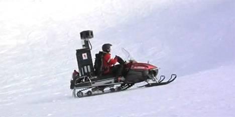 Google on vienyt Street View -kameransa Vancouverin olympiakisojen alppirinteisiin, hiihtoladuille ja muille kisapaikoille.