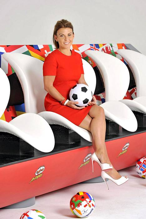Coleen Rooney on yksi Britannian tunnetuimmista ja seuratuimmista WAGeistä, eli jalkapalloilijan vaimoista.
