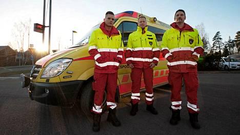 Uudessa 112-sarjassa seurataan Mikkelin ensihoitotiimin ja muiden viranomaisten työtä.