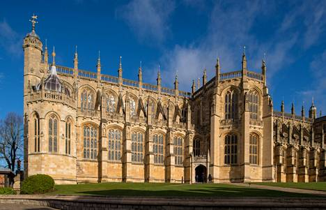 Prinssi Philipin hautajaiset pidetään Pyhän Yrjön kappelissa, Windsorin linnassa.