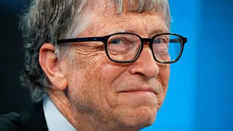 Bill Gates on toinen Microsoftin perustajista.