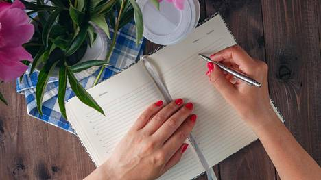 Listan voi liittää myös osaksi omaa päivyriä.
