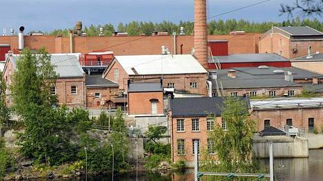 Itäisestä Suomesta löytyy idyllinen ruukkimiljöö.