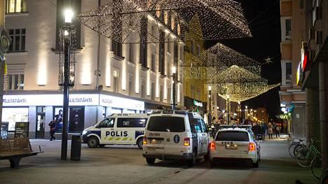 Oulun poliisilla on tällä hetkellä tutkittavana yhdeksän seksuaalirikoshaaraa, joissa kaikki uhrit ovat alaikäisiä tyttöjä.