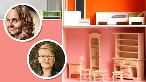 Susanna Kettunen Jacobsen ja Milja Köpsi avautuvat tässä jutussa minikodin hyvistä ja huonoista puolista.