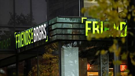 Noho laajentaa Friends & Brgrs -ketjua.