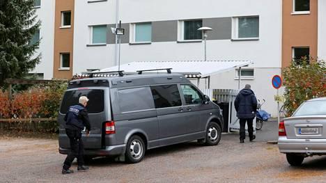 Poliisien lisäksi sosiaalityöntekijät olivat vakavassa vaarassa Hämeenlinnassa.