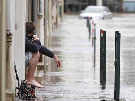 Pariisi oli kesäkuun alussa veden vallassa