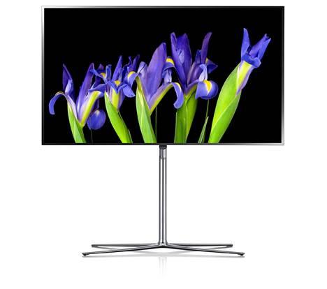 55-tuumainen Samsung ES9500 -oled-televisio oli IFA-messuilla julkaistujen tuotteiden joukossa.