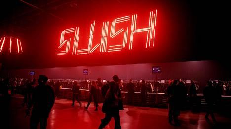Vuoden 2019 Slush järjestettiin Helsingin messukeskuksessa.