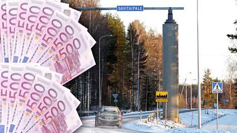 Savitaipale osti konsultilta reilulla 10000 eurolla uuden brändin.