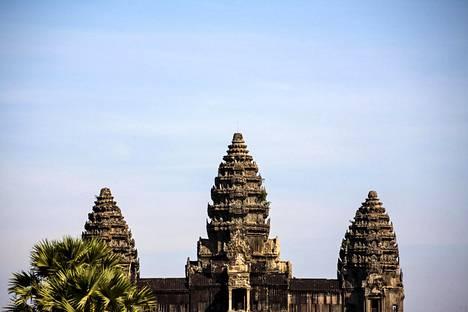 Jos listalle voisi lisätä vielä jotakin, Pirkko Schildt valitsisi uusien ihmeiden joukkoon Angkor Watin.