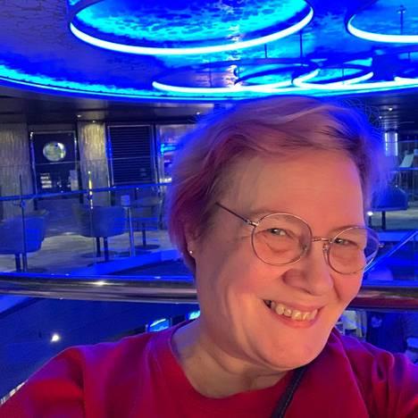 Marja Pyymäki kertoo laivaharrastuksestaan lisää Berrycruise-blogissaan.