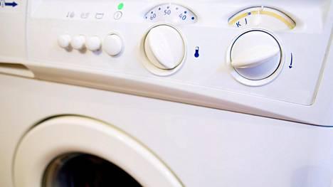 etikka pesukone