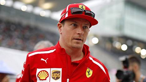 """Kimi Räikkönen kommentoi kovia radiopuheitaan: """"Tehdäänpä yksi asia selväksi"""""""