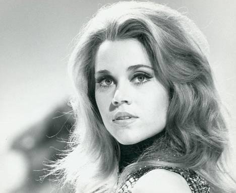Jane Fonda 31-vuotiaana vuonna 1968.