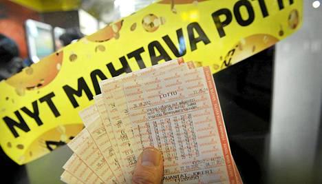 Lottonumerot Tilasto