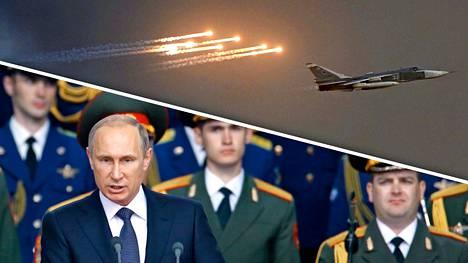 Venäjä pitää jatkuvasti sotaharjoituksia länsirajallaan ja hävittäjät käyvät välillä lentämässä Viron ilmatilassa.