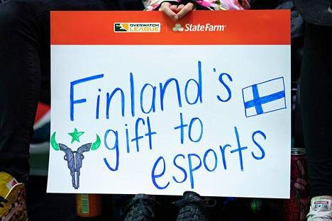 Masalinista puhutaan usein Suomen lahjana esportsille.