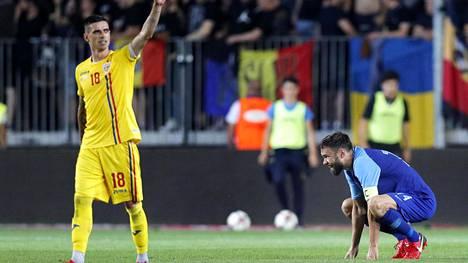 """José Mourinho näki Huuhkajien ottelun – kapteeni Tim Sparv letkautti: """"Harmi, että ehdin juuri sopia jatkosopimuksen"""""""