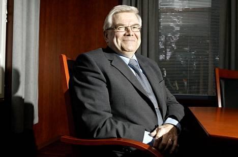 Jorma Takanen tienasi viime vuonna yli 17 miljoonaa euroa.